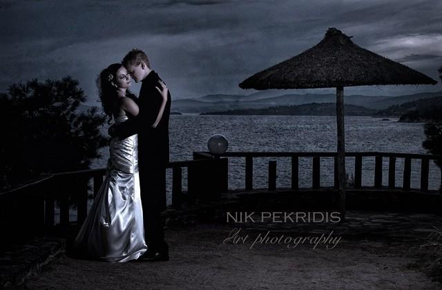 Evelyn & Ben…a Greek-Aussie wedding !