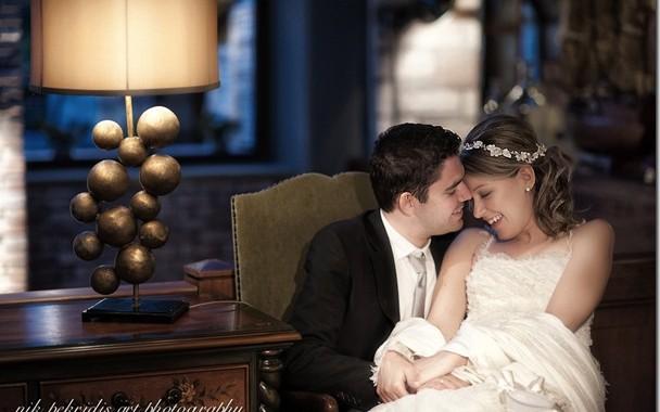 Μαρίζα + Γιώργος {the wedding}