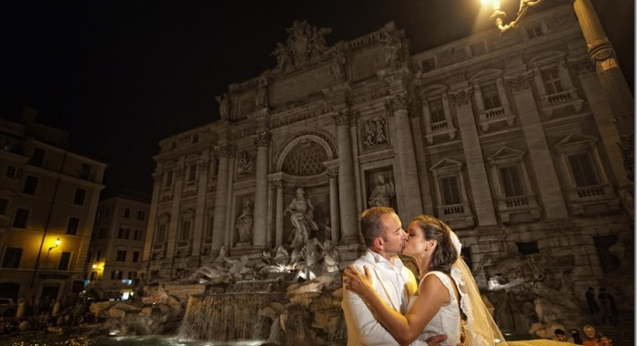 a special wedding in Rome ! Lilly & Babis {the wedding}