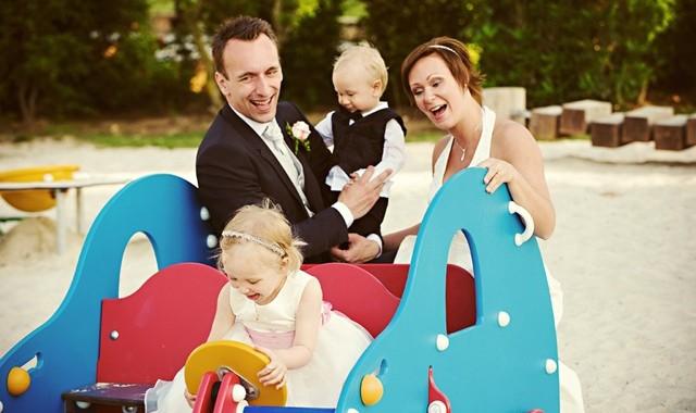 wedding in Chalkidiki at Sani beach hotel {Johan +Eva+kids }