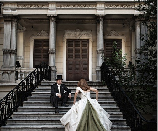 "a ""different"" wedding in Thessaloniki area"
