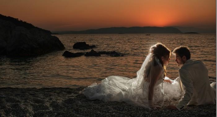 "Katerina & Dimitris ""a wedding in mama mia island """