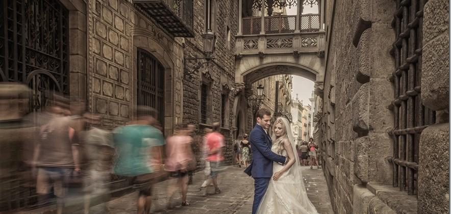 Nikos & Pisti wedding…Thessaloniki & Barchelona