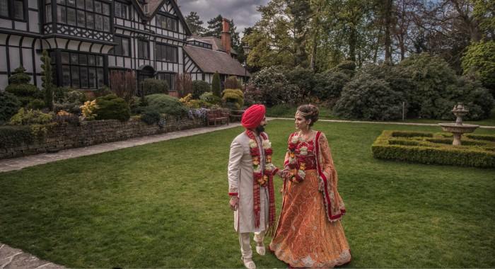 Savita & Shaun ''a spectacular destination wedding in London''
