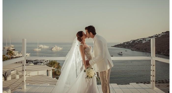 wedding in Mykonos-Georgia & Angellos