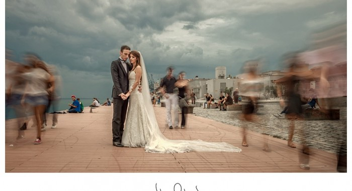 a summer wedding in Thessaloniki !