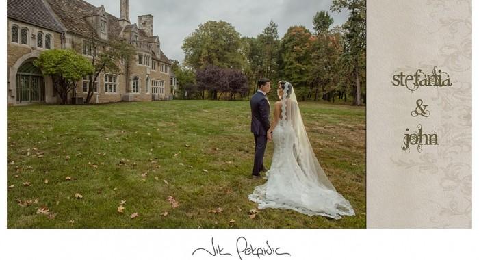 John & Stefania....the NY wedding