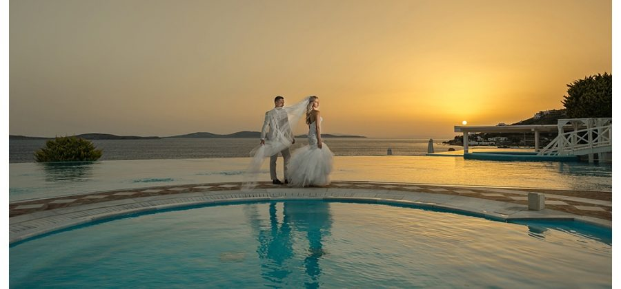 wedding in Mykonos island-Natasha and Jason