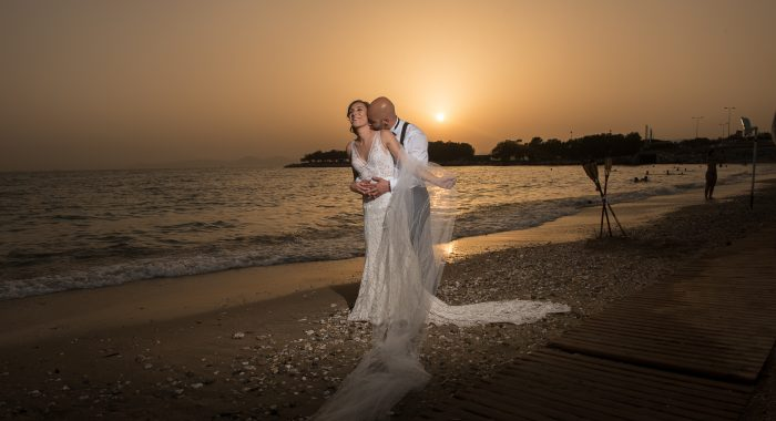 Ermioni & Harry ..a summer wedding in Athens