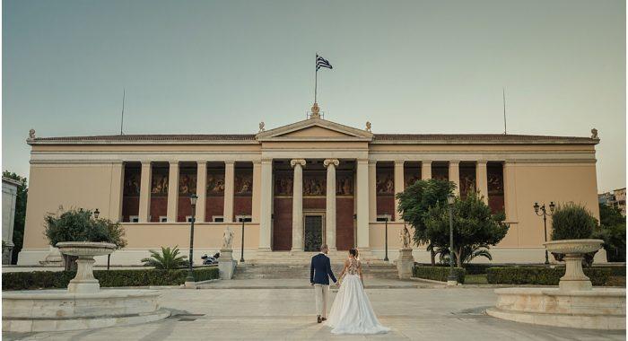 Yianni & Tina ...the wedding !