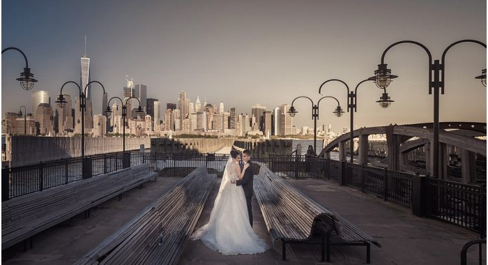 John and Jessica...a NYC wedding