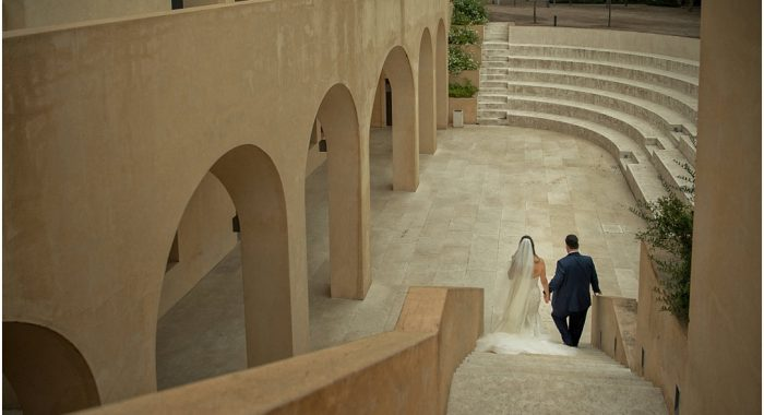 Candice and Steve...an Athens riviera wedding