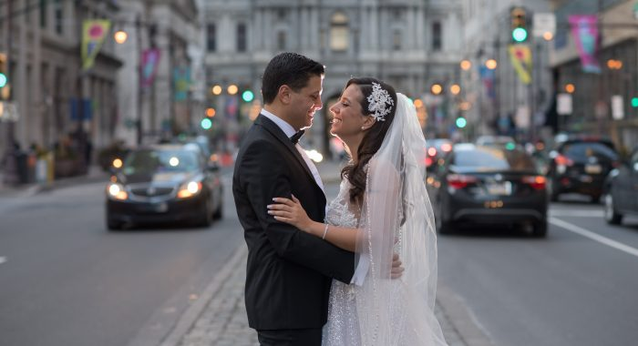 Chrisoula & Khaled: Wedding in Philadelphia
