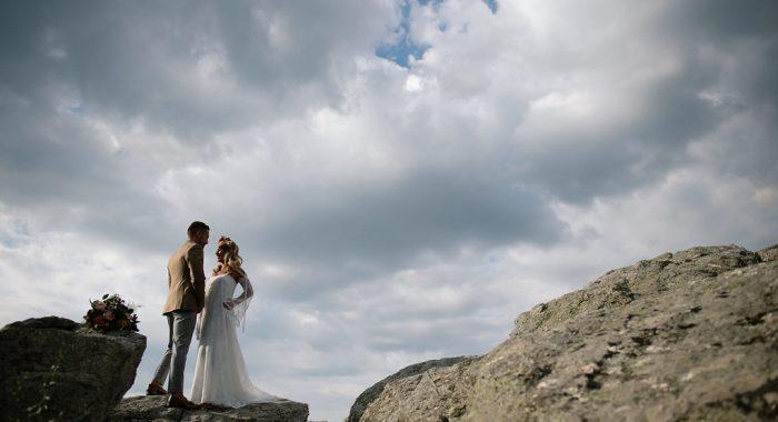 Kyriaki & Dimitris - A Dreamy Chalkidiki Wedding