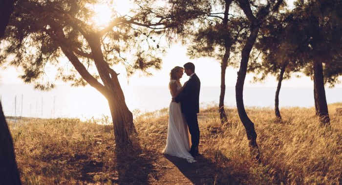 Yianna & Nikos: Wedding in Chalkidiki