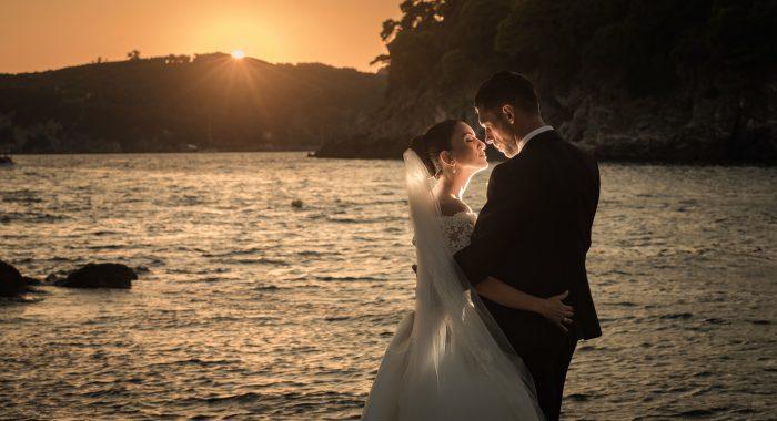 Spirri & Antonis...a Parga wedding !