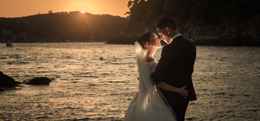 Spirri & Antonis...a Parga wedding !